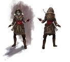 Aviatrix Assassin (A logo and Assassin's creed belong to Ubisoft)